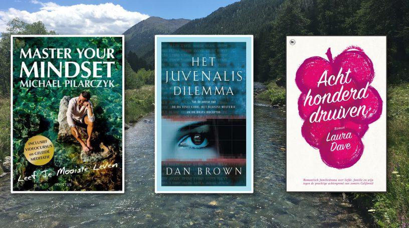 3 boeken die ik je aanraad om te lezen