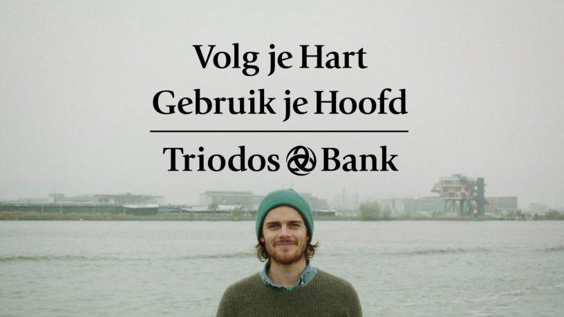 Triodos bank - volg je hart gebruik je hoofd