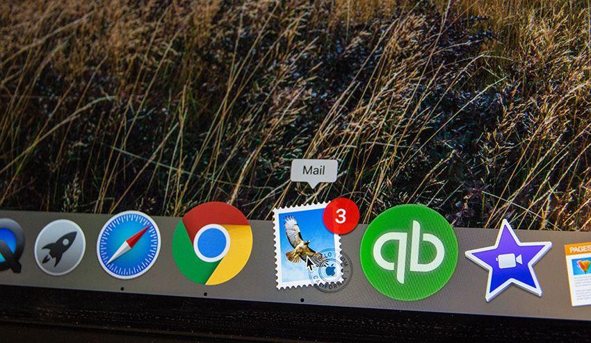 Ongelezen emails